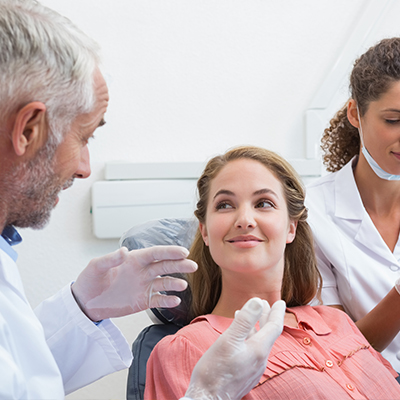 dentist in valencia ca